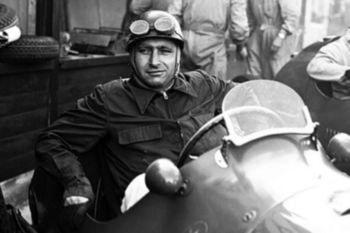 Juan Manuel Fangio, piloto de F1