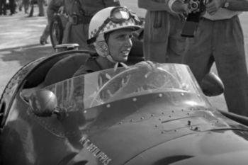 María Teresa de Filippis, primera mujer en F1