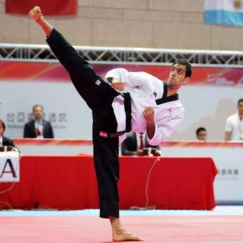 Pommsael (Formas de Taekwondo)