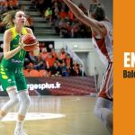 Baloncesto Femenino. EuroLeague Women 2019, Final Four. DIFERIDOS COMPLETOS