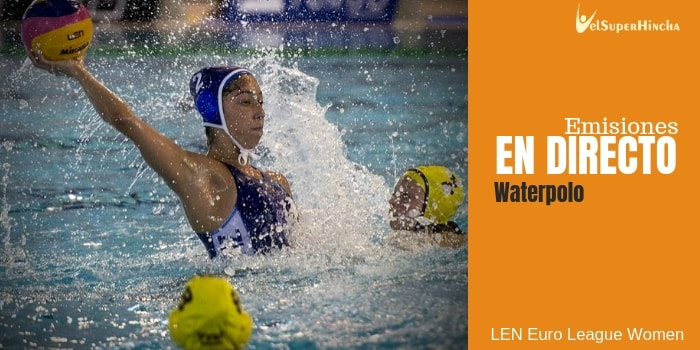 Final Four Euro League Women de Waterpolo