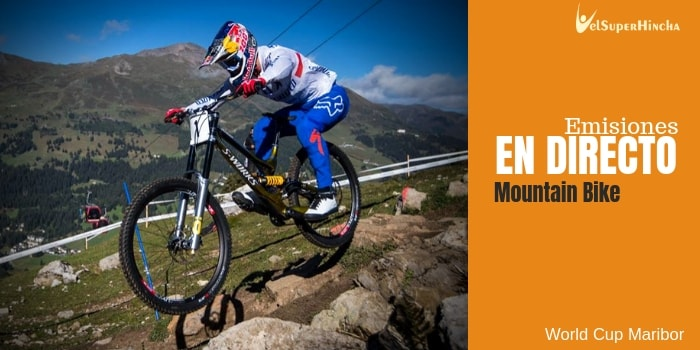 World Cup Maribor de Mountain Bike En Directo