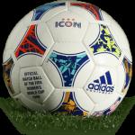 Adidas Icon. Balón Oficial del Mundial Estados Unidos 1999