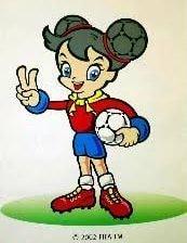 Hua Mulan. Mascota Oficial del Mundial China 2007