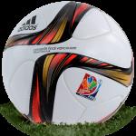 Adidas Conext15. Balón Oficial del Mundial Canadá 2015