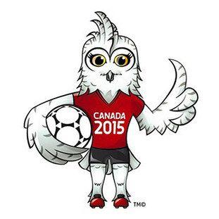 Shuéme. Mascota Oficial del Mundial Canadá 2015