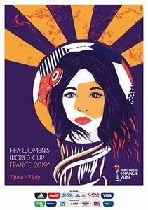 Poster Mundial Femenino Franci 2019