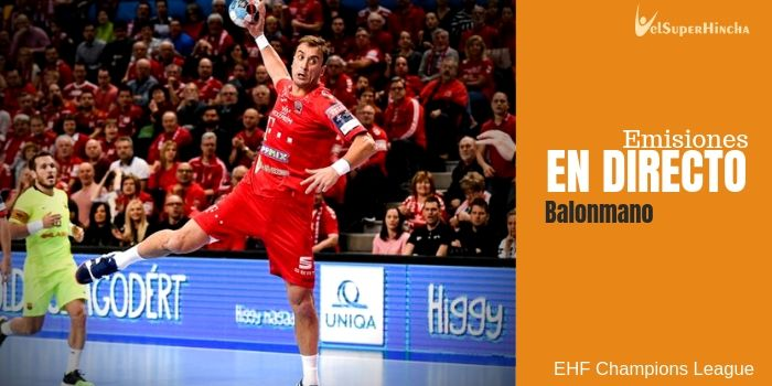 Final Four de EHF Champions League de Balonmano En Directo