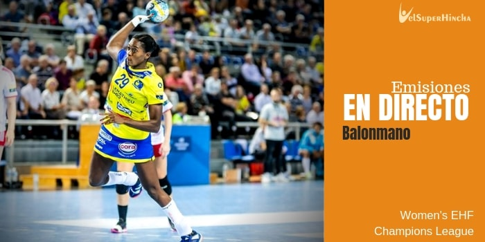 Final Four Women's EHF Champions League En Directo