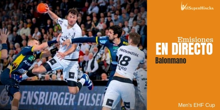 Final Four Men's EHF Cup de Balonmano En Directo