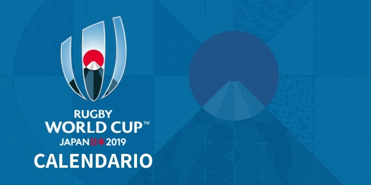 Calendario Mundial Rugby Japon 2019.Mundial De Rugby Japon 2019 Calendario Completo
