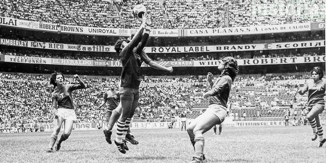 Torneo Internacional de fútbol Femenino en México (1971)