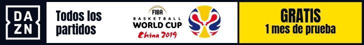 Ver Mundial de Baloncesto 2019 en DAZN