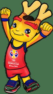 Son of Dreams. Mascota Oficial del Mundial China 2019