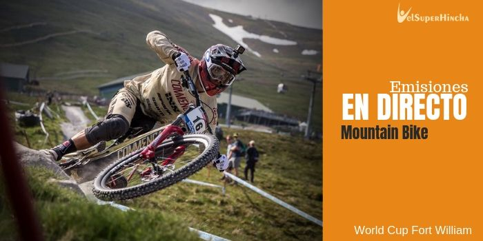 World Cup Fort William de MTB En Directo
