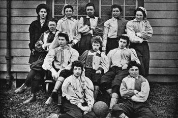 British Ladies Football, el primer equipo en la historia del fútbol femenino