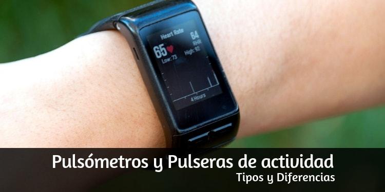 ¿Qué es un pulsómetro? ¿Y una pulsera de actividad?