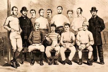 Las primeras reglas de fútbol las creó el Sheffield FC