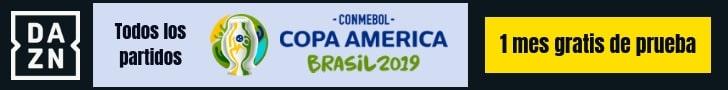 Ver Copa América en España con DAZN