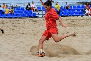 Fútbol Playa. Reglas (faltas y sanciones)