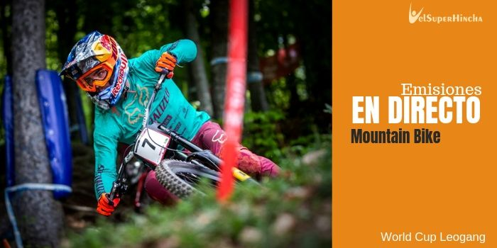 World Cup Leogang de Mountain Bike En Directo