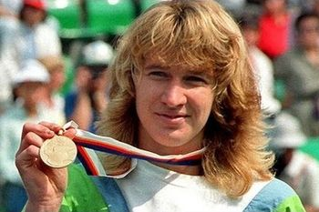 Steffi Graff ganó el único Golden Slam hasta la fecha