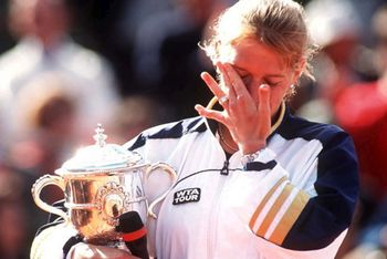 Steffi Graff ganó su útlimo torneo de Roland Garron en 1999