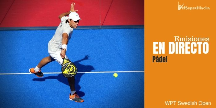 World Padel Tour Swedish Open 2019 En Directo