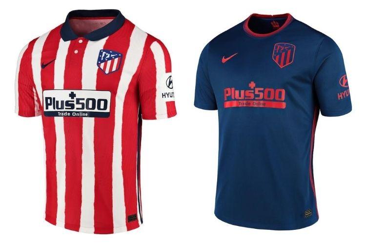 Comprar Camiseta del Atlético de Madrid 2020/2021