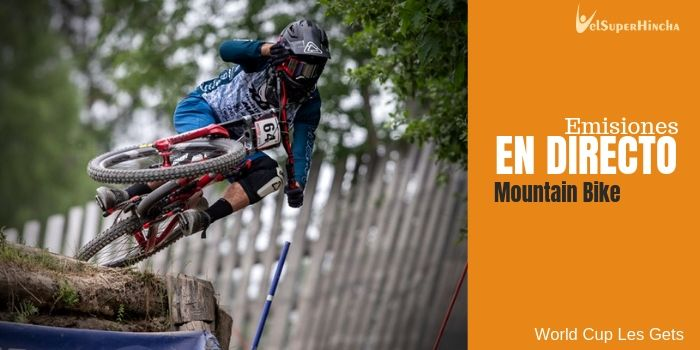 World Cup Les Gets de MTB En Directo