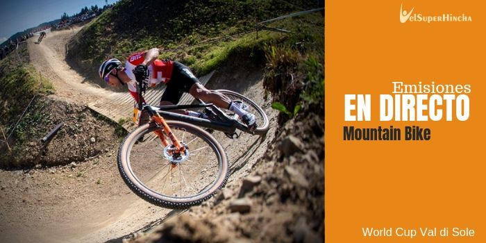 World Cup Val di Sole de MTB En Directo
