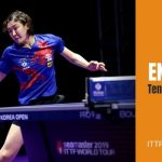 Tenis de Mesa. ITTF World Tour Platinum 2019, Australian Open. HIGHLIGHTS