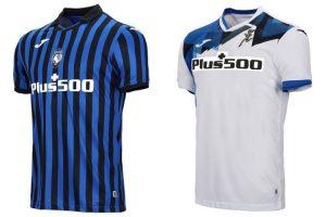 Camiseta Atalanta - Equipos Champions League 2020/2021