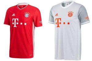 Camiseta Bayern Múnich - Equipos Champions League 2020/2021
