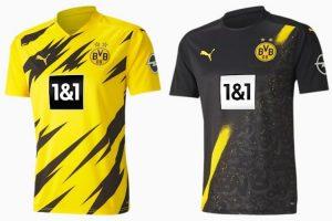 Camiseta Borussia Dortmund - Equipos Champions League 2021