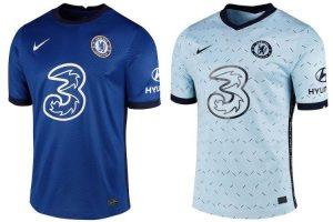 Camiseta Chelsea - Equipos Champions League 2021