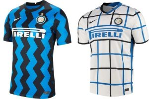 Camiseta Inter Milan - Equipos Champions League 2020/2021