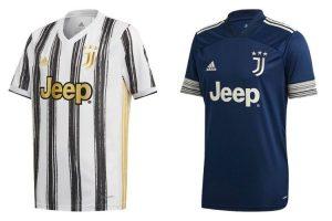 Camiseta Juventus - Equipos Champions League 2021