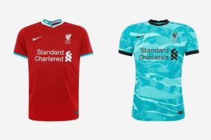 Camiseta Liverpool FC - Equipos Champions League 2020/2021