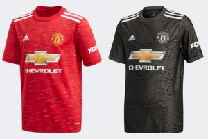 Camiseta Manchester United - Equipos Champions League 2020/21