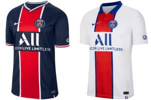 Camiseta PSG - Equipos Champions League 2021