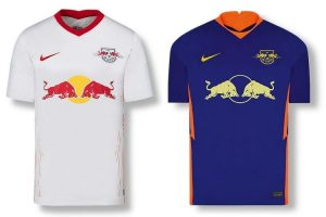 Camiseta RB Leipzig - Equipos Champions League