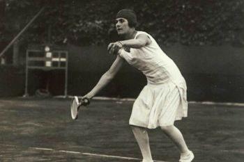 Lilí Álvarez jugó 3 finales de Wimbledon consecutivas