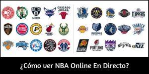 Cómo Ver NBA Online En Directo. Hasta 1400 partidos por temporada