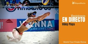 Roma Finals de Vóley Playa En Directo