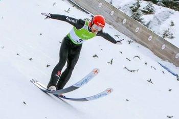 Combinada Nórdica: Salto de Esquí y Esquí de Fondo