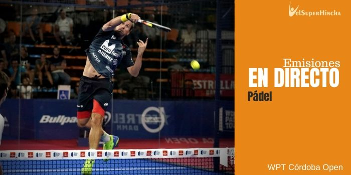 World Padel Tour Córdoba Open 2019 En Directo
