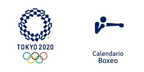 Calendario Boxeo Tokio 2020