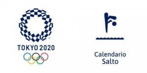 Calendario Salto Tokio 2020