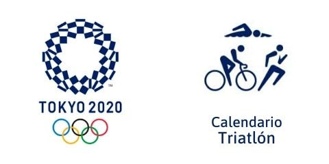 Calendario Triatlón Tokio 2020